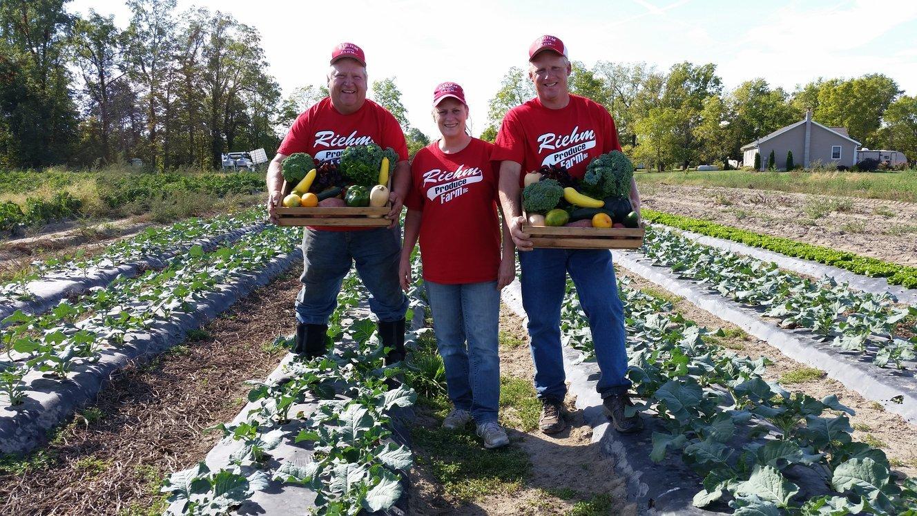 Riehm's Farm Happenings (Week 12)
