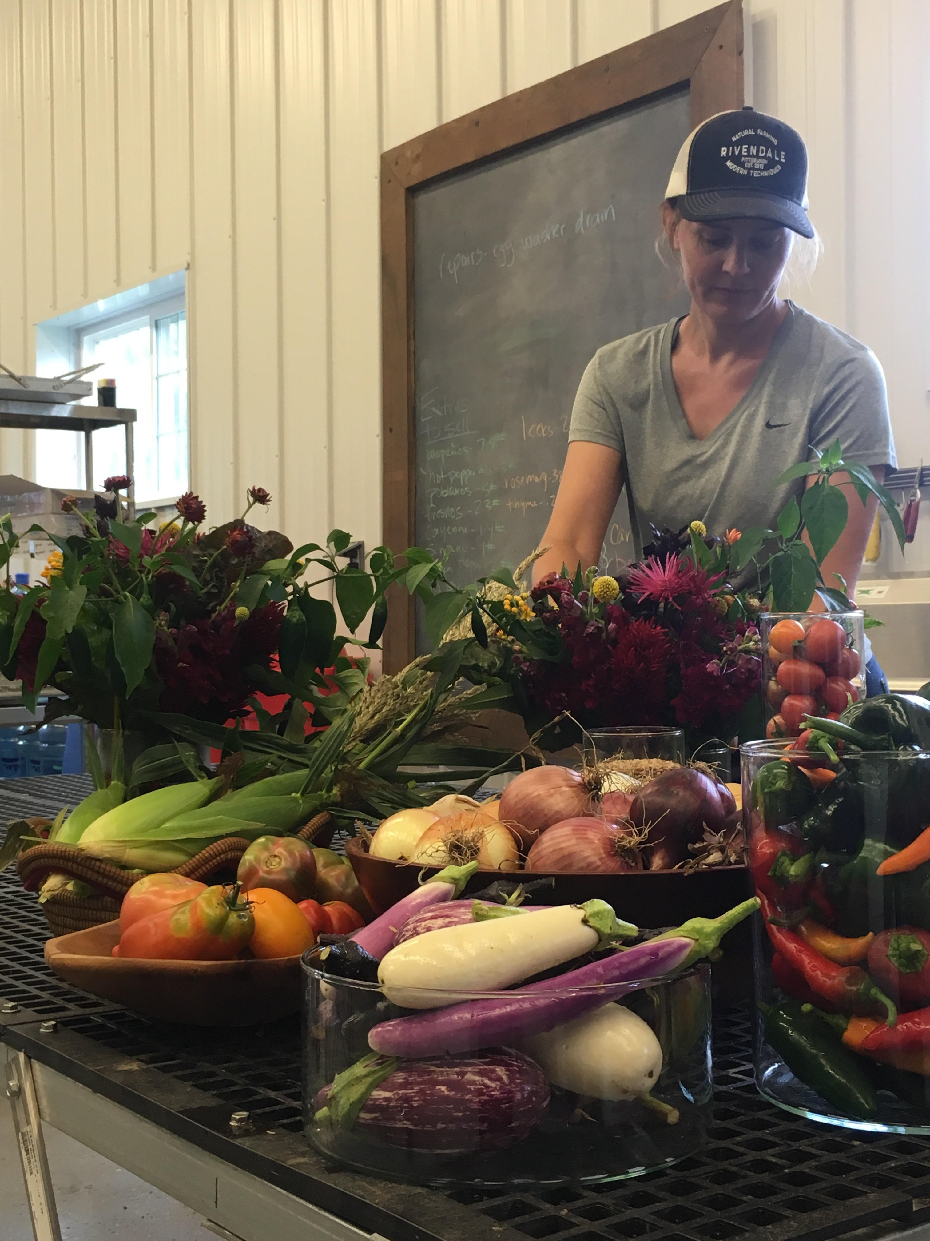 Rivendale Farms CSA Newsletter, Week 11 (August 21)