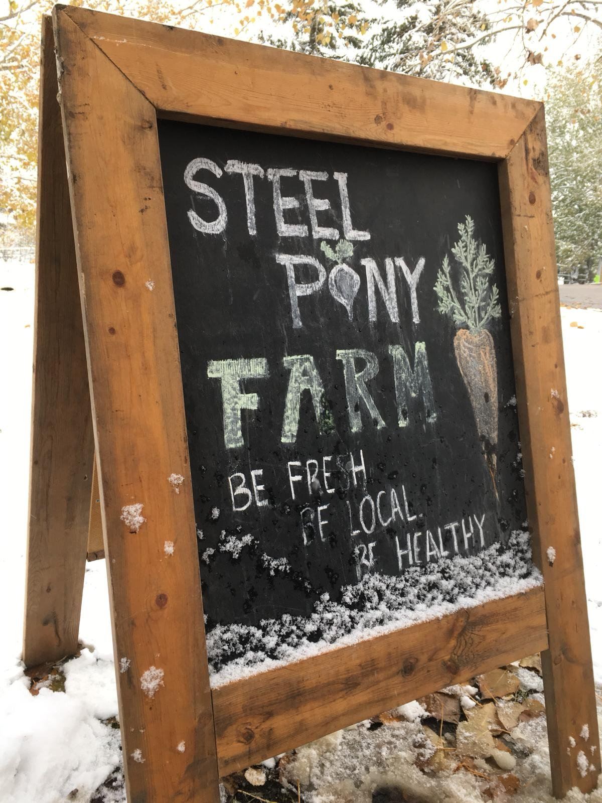 Farm Happening Oct 9th and 10th - Potential Fall/Winter Share and Auto-Renew