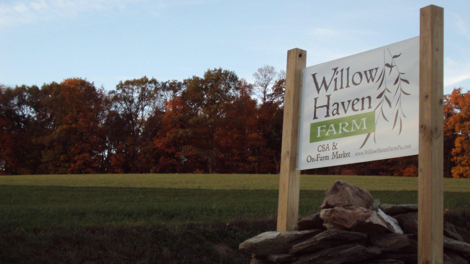 Upcoming Farm Tours, fresh veggies available all Fall, sweet potato soup recipe & more