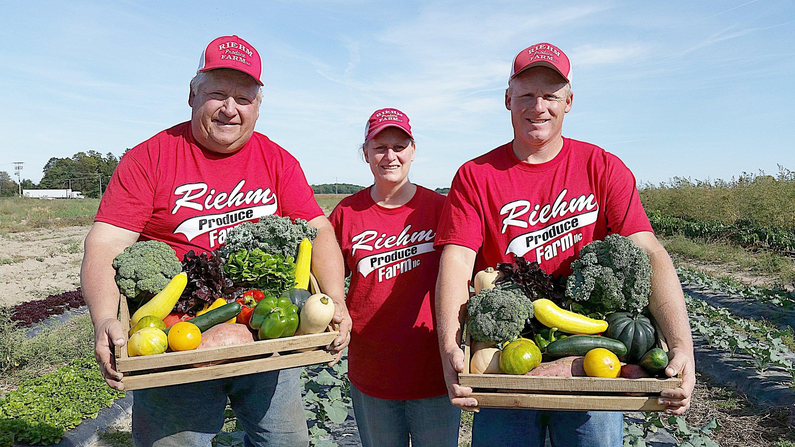 Riehm's Farm Happenings (Week 20, last for the Summer)