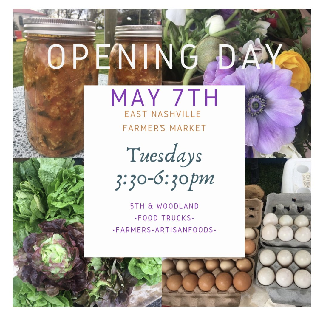Farm Happenings for May 2019