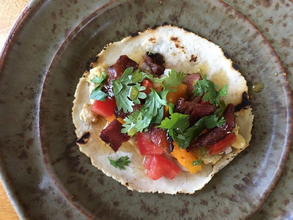 Previous Happening: Breakfast Tacos