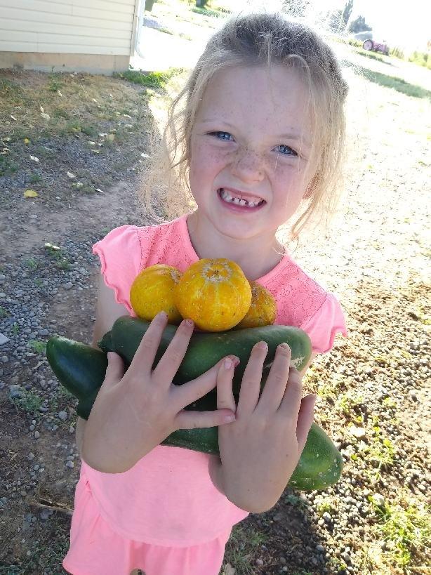 Summer Week 13 - Sharing our Farm