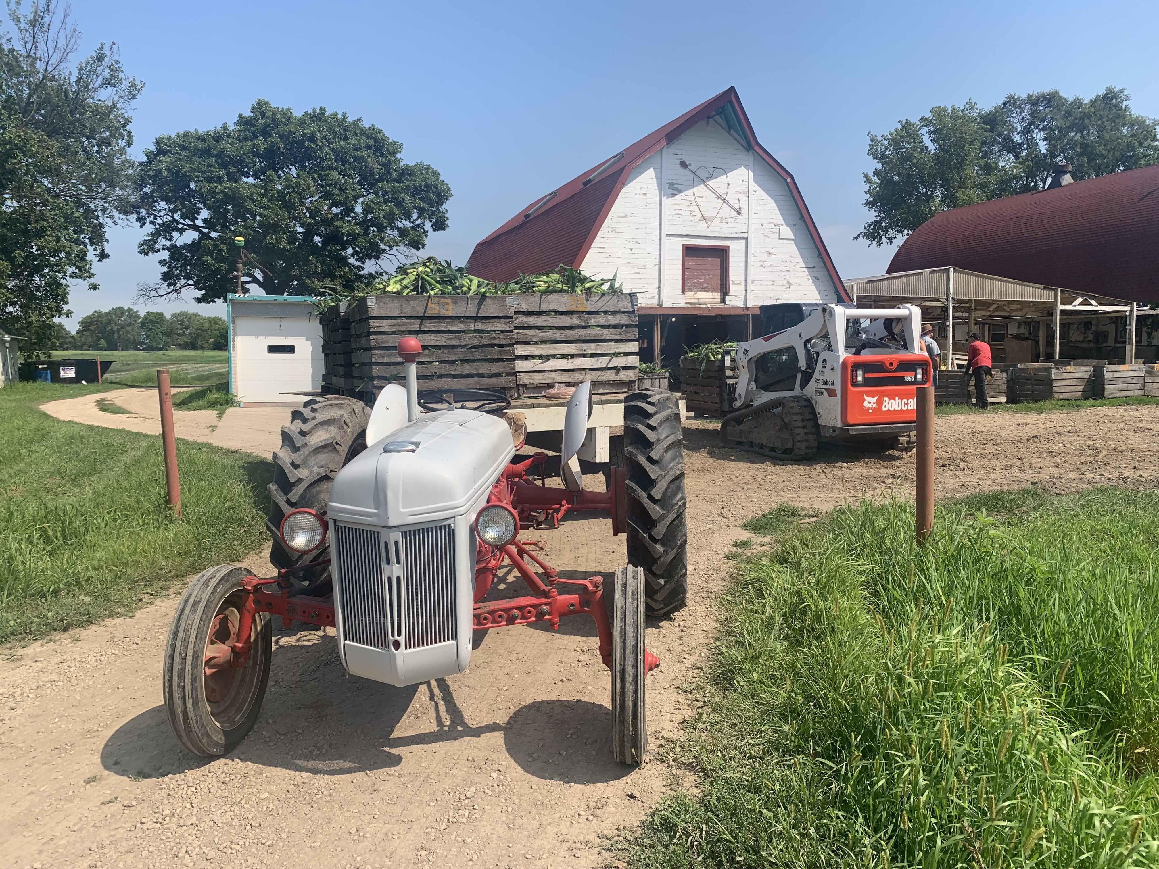 Farmer John Writes: The Right Question