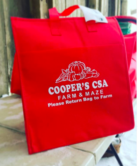 Week 17 Meat Share; Coopers CSA Farm Happenings