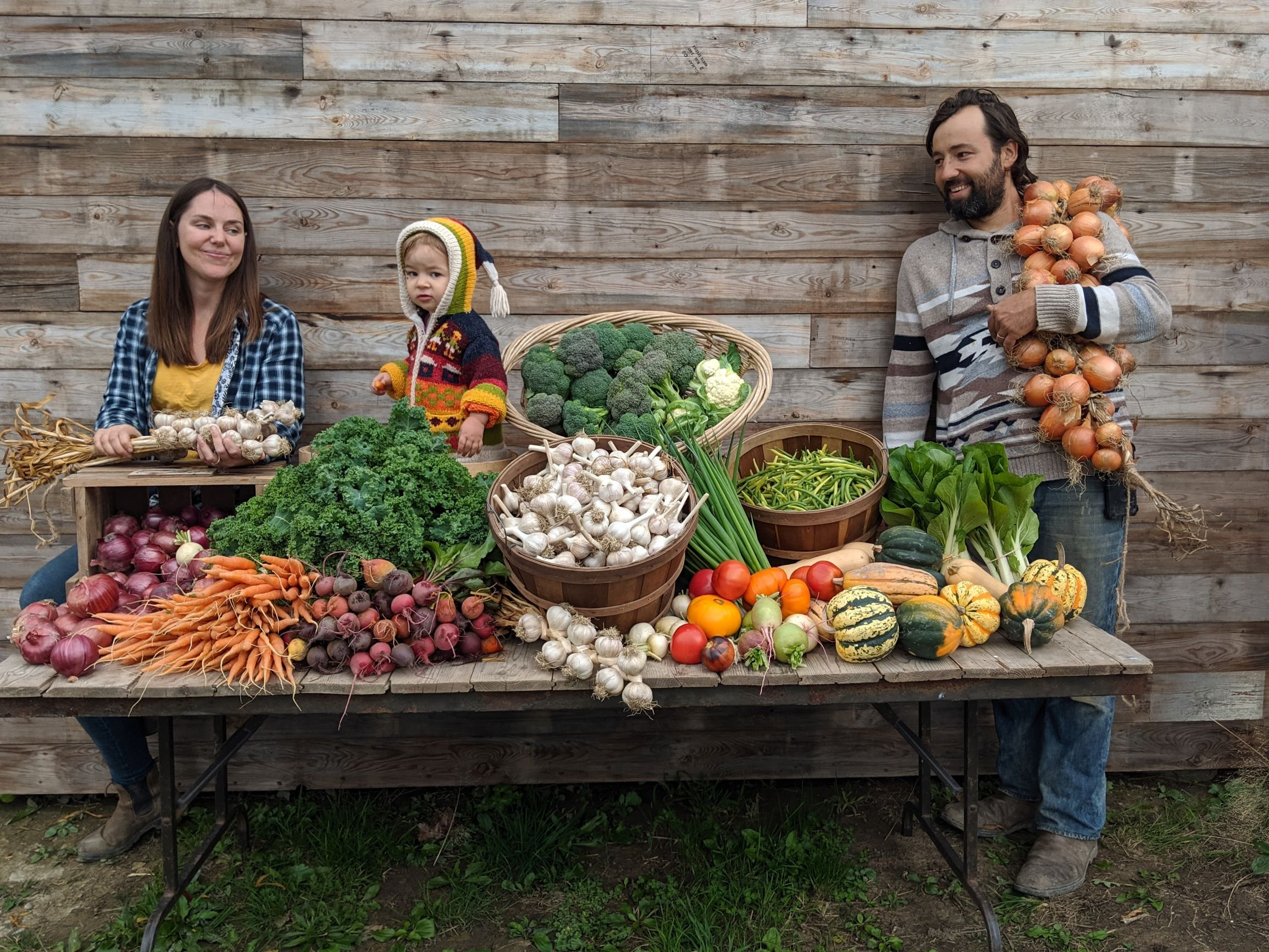 Previous Happening: Veggie Share - Week 19