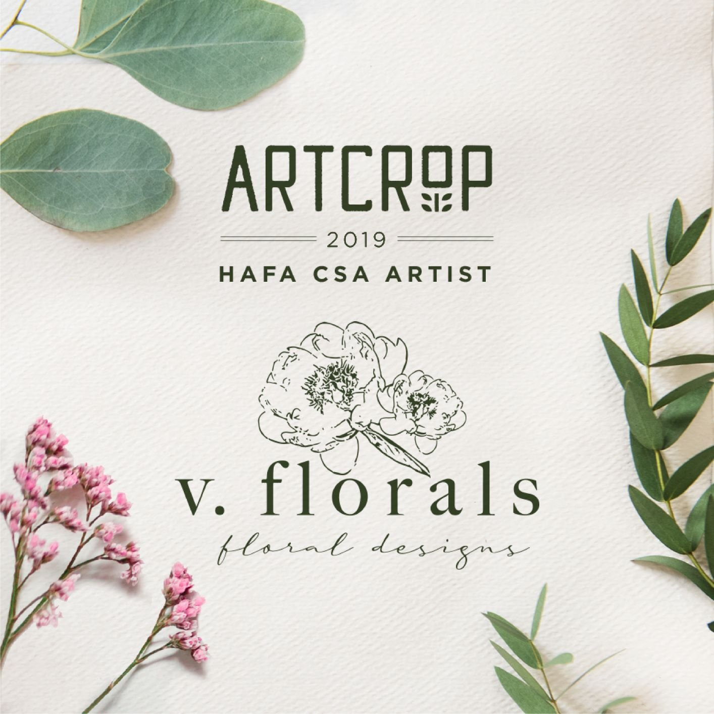 Previous Happening: ArtCrop: crafted by the hands of farmers and artists