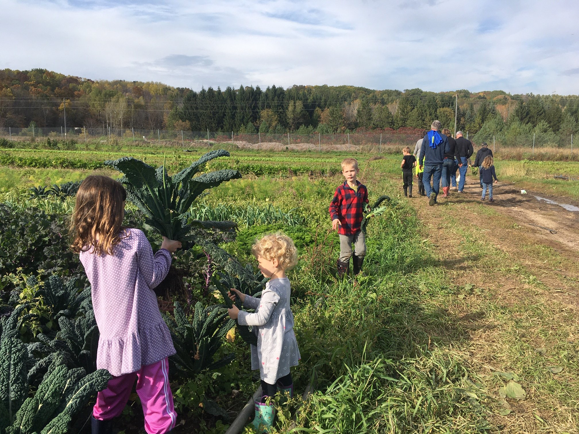 Farm Happenings for October 23, 2019
