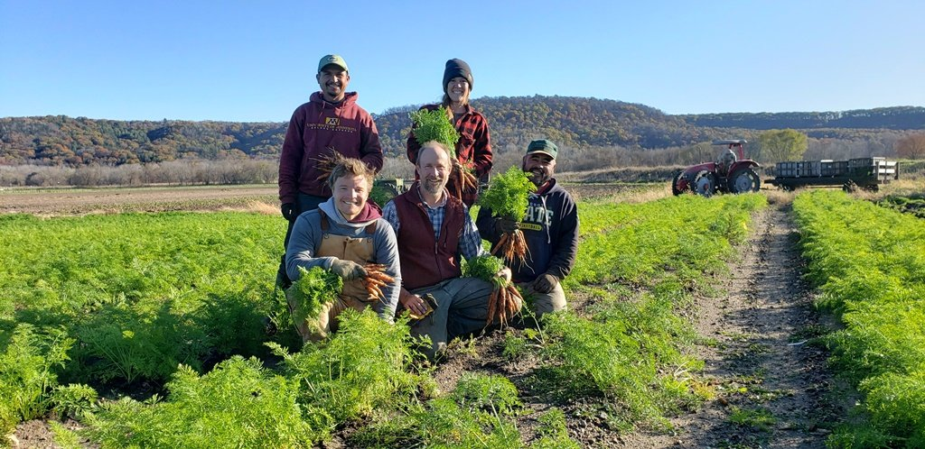 Welcome to our Winter Farm Share CSA Program!