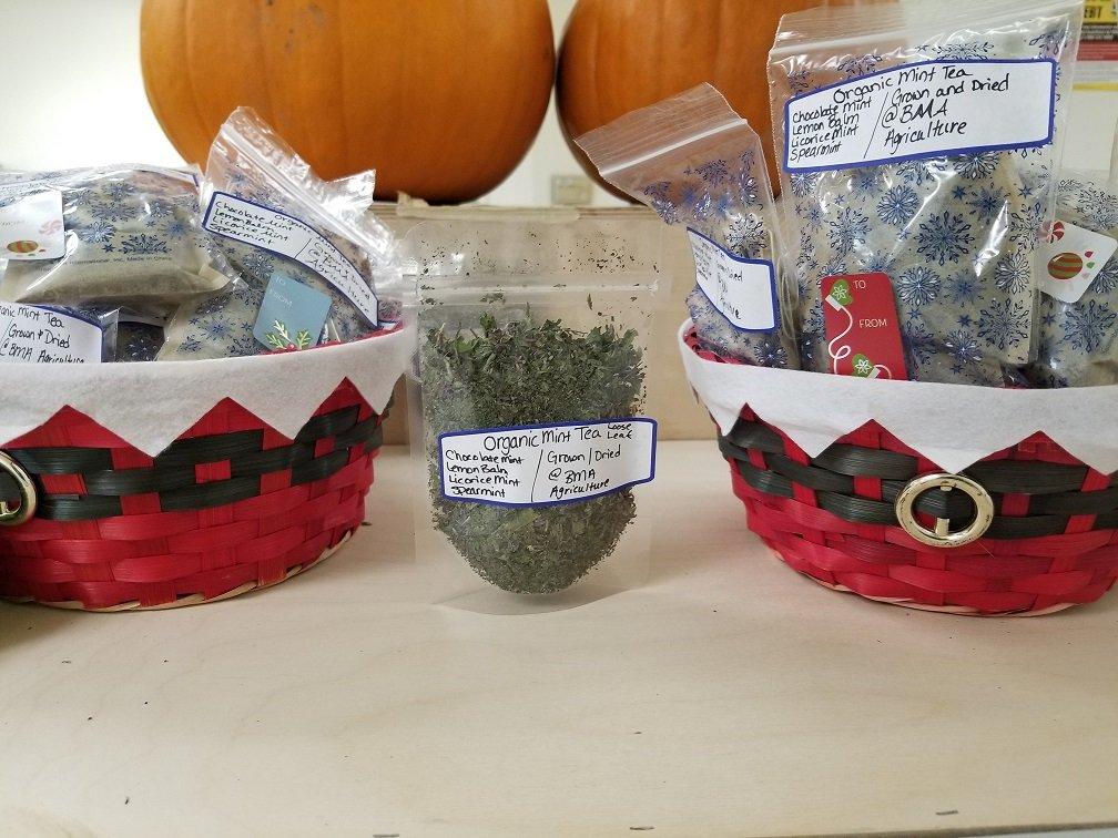 Mint Tea Now Available