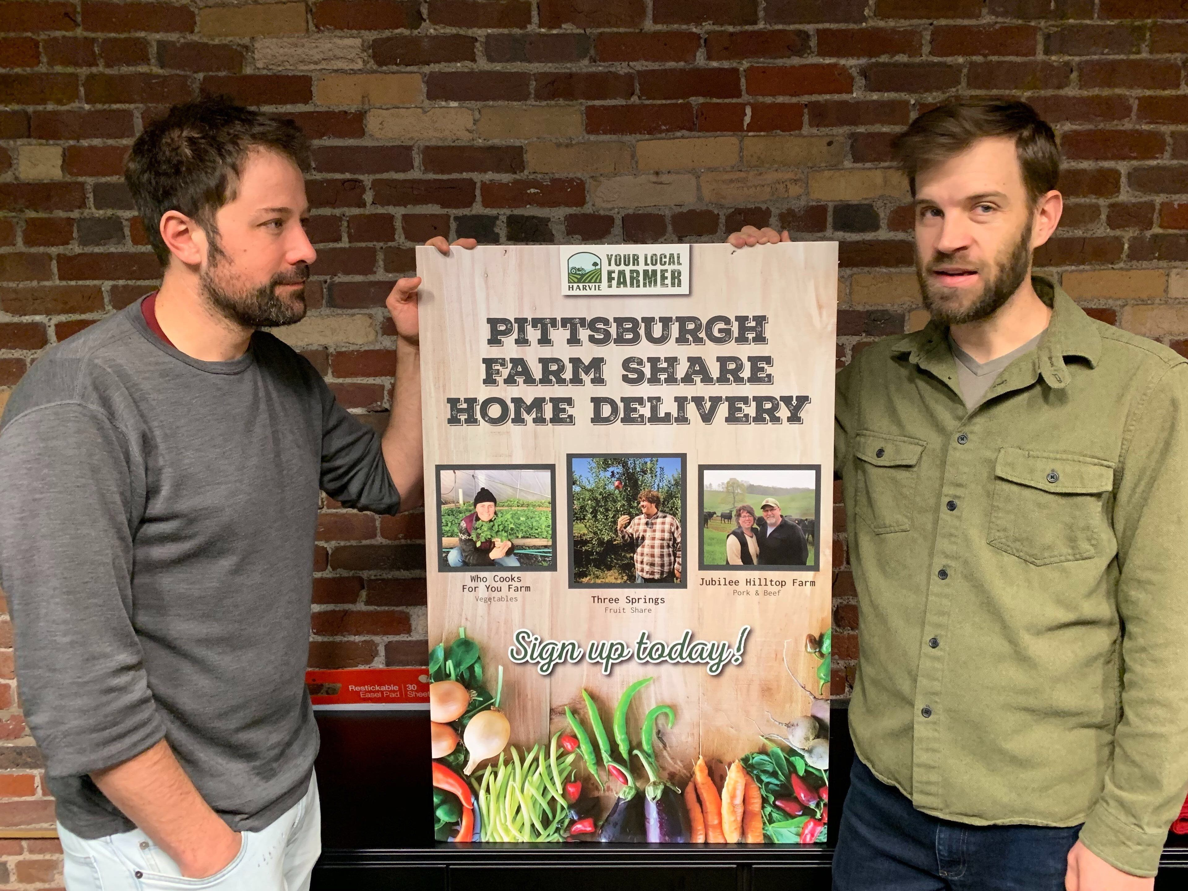 Welcome to Harvie Farms Pgh