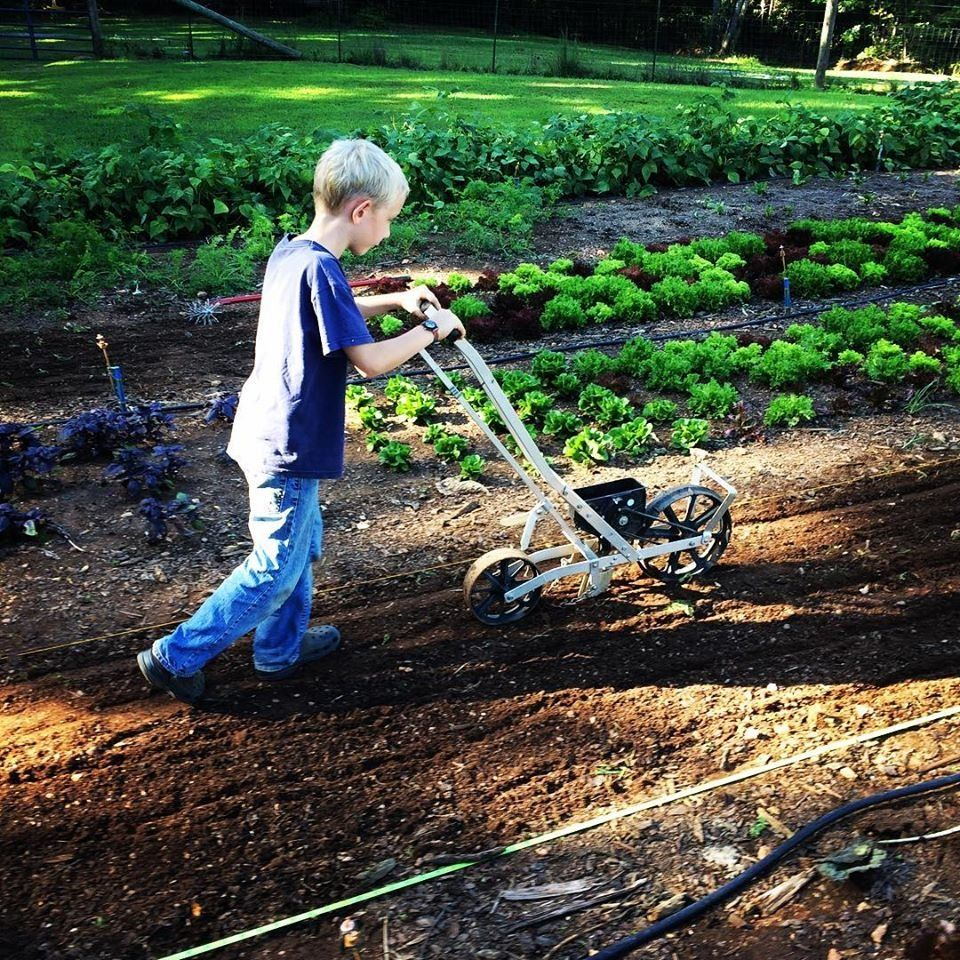Previous Happening: Farming as a Family