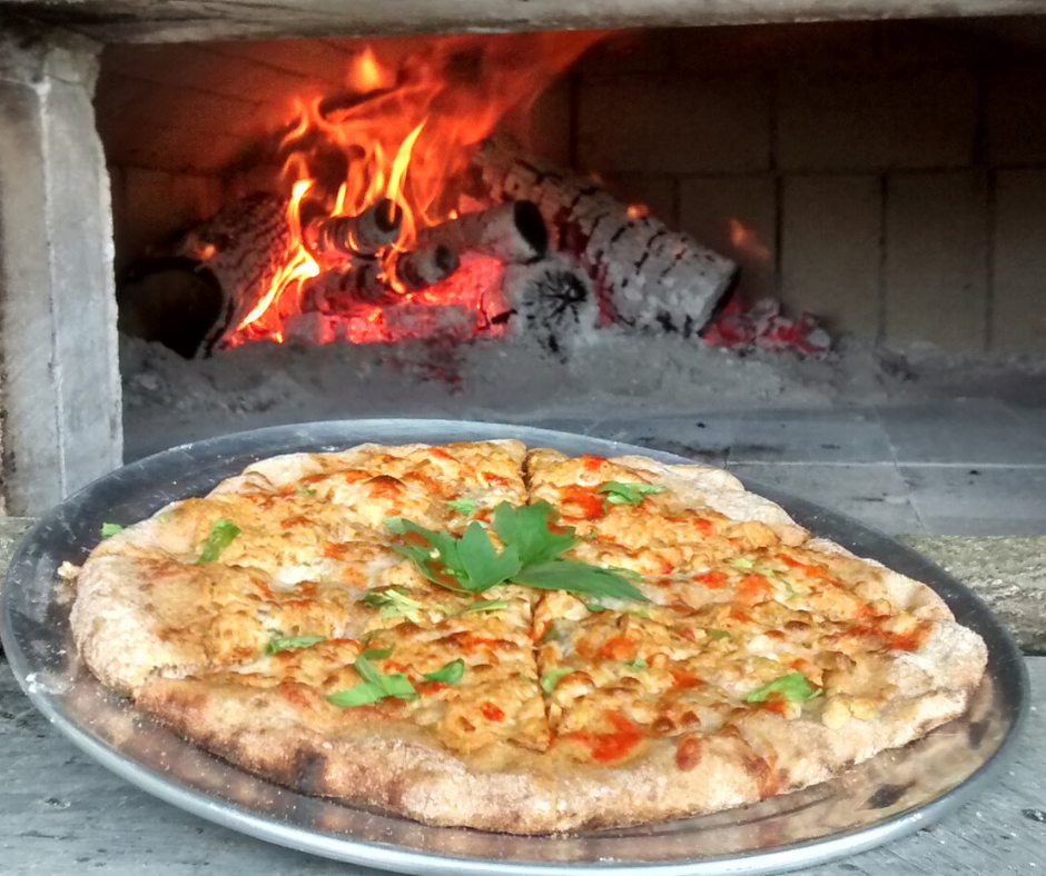 Next Happening: Reserve your Table for Pizza Night on the Farm - July 25