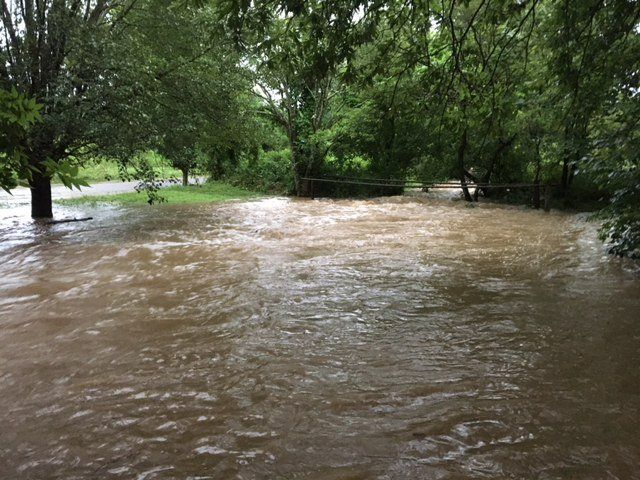 Previous Happening: Flash Flood (July 12, 2020)