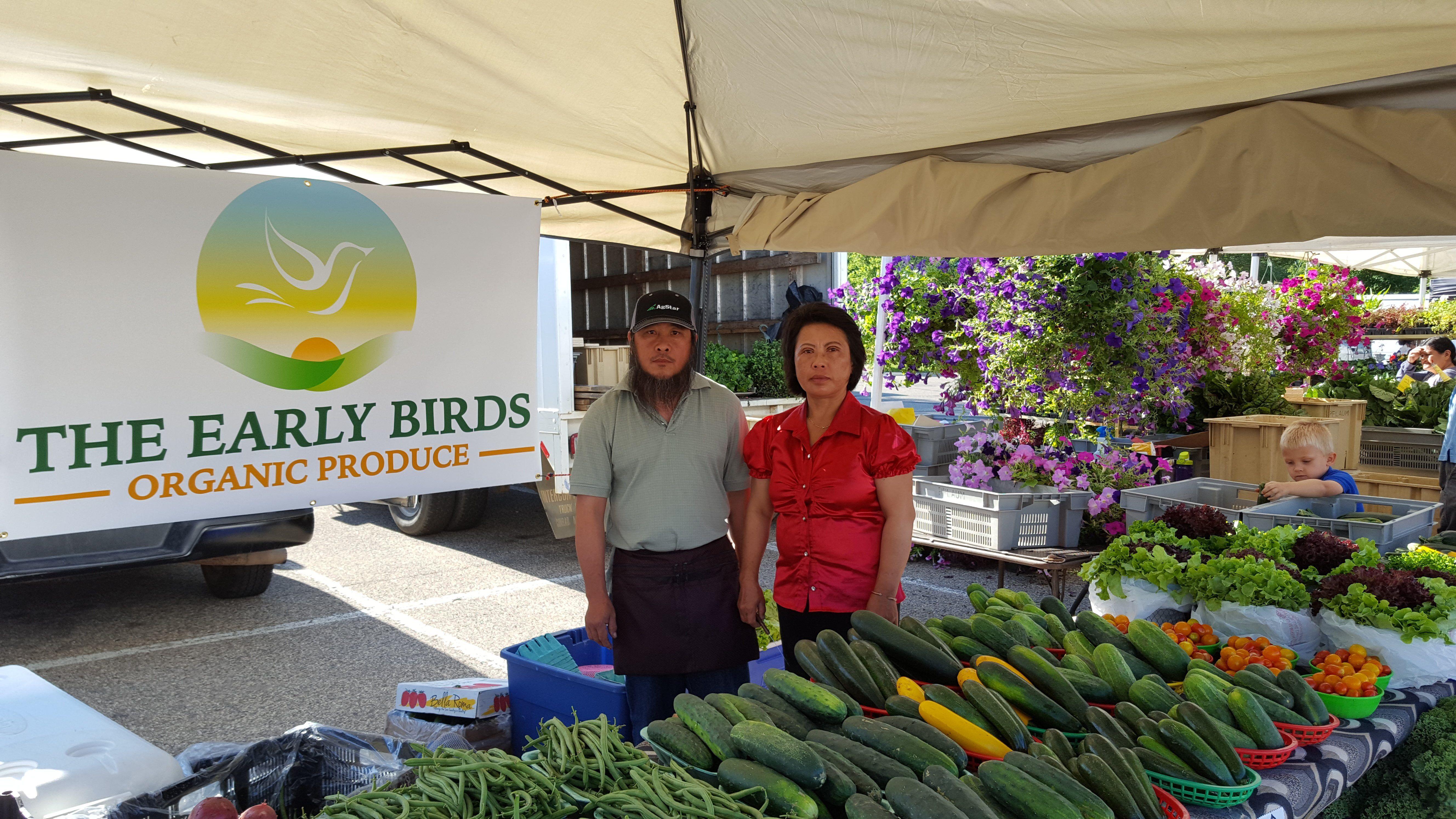 Meet The Early Birds - Lue & Kia Lor