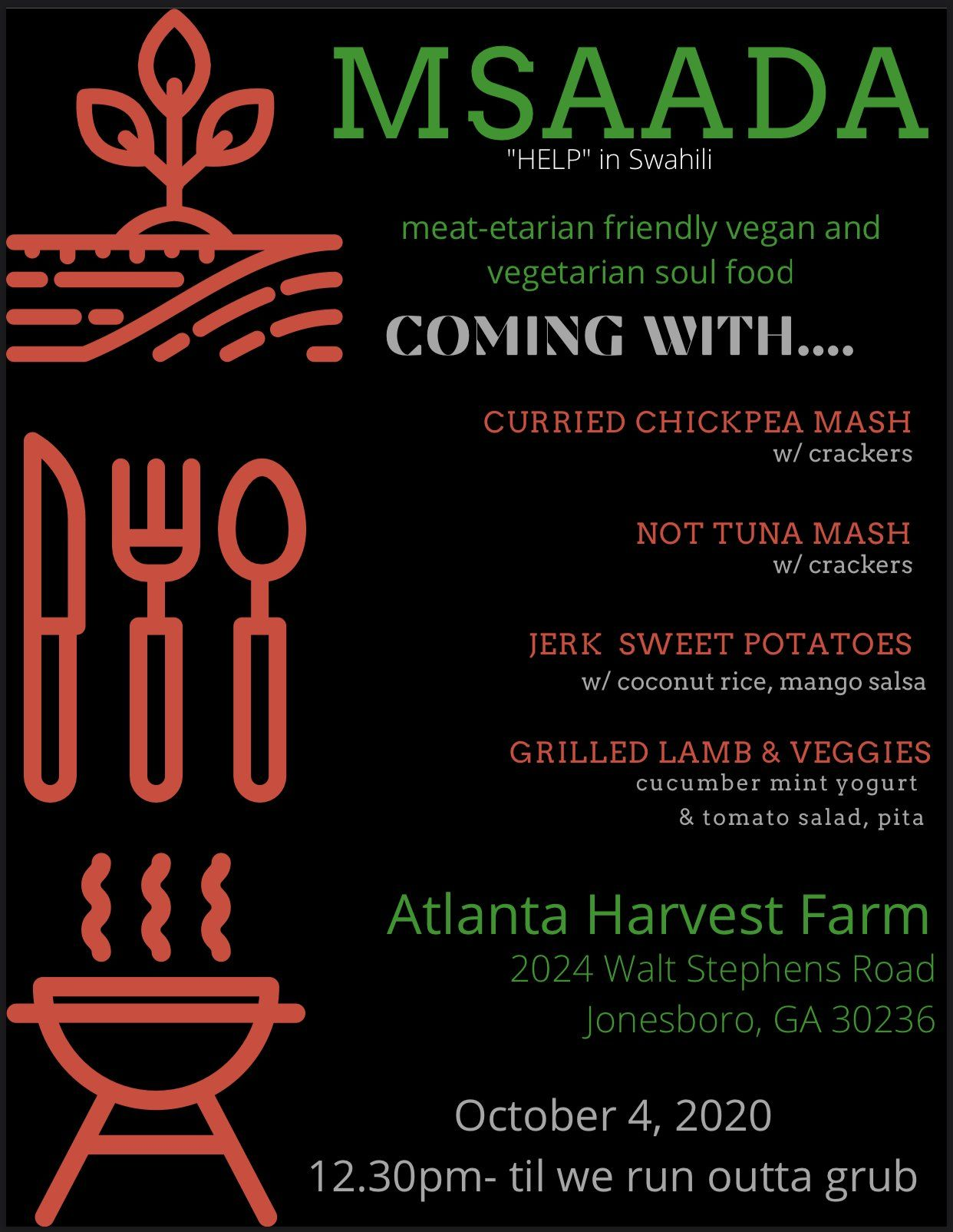 Previous Happening: This week at the farm!