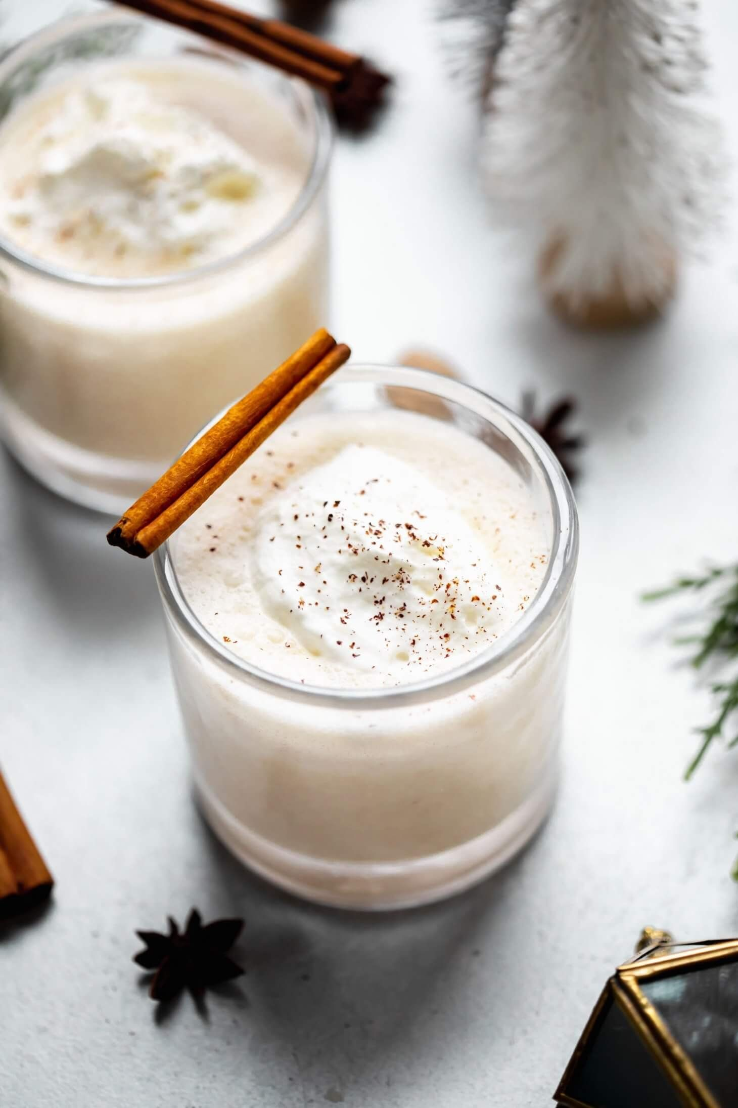 Local Egg Nog hits the shop this week!