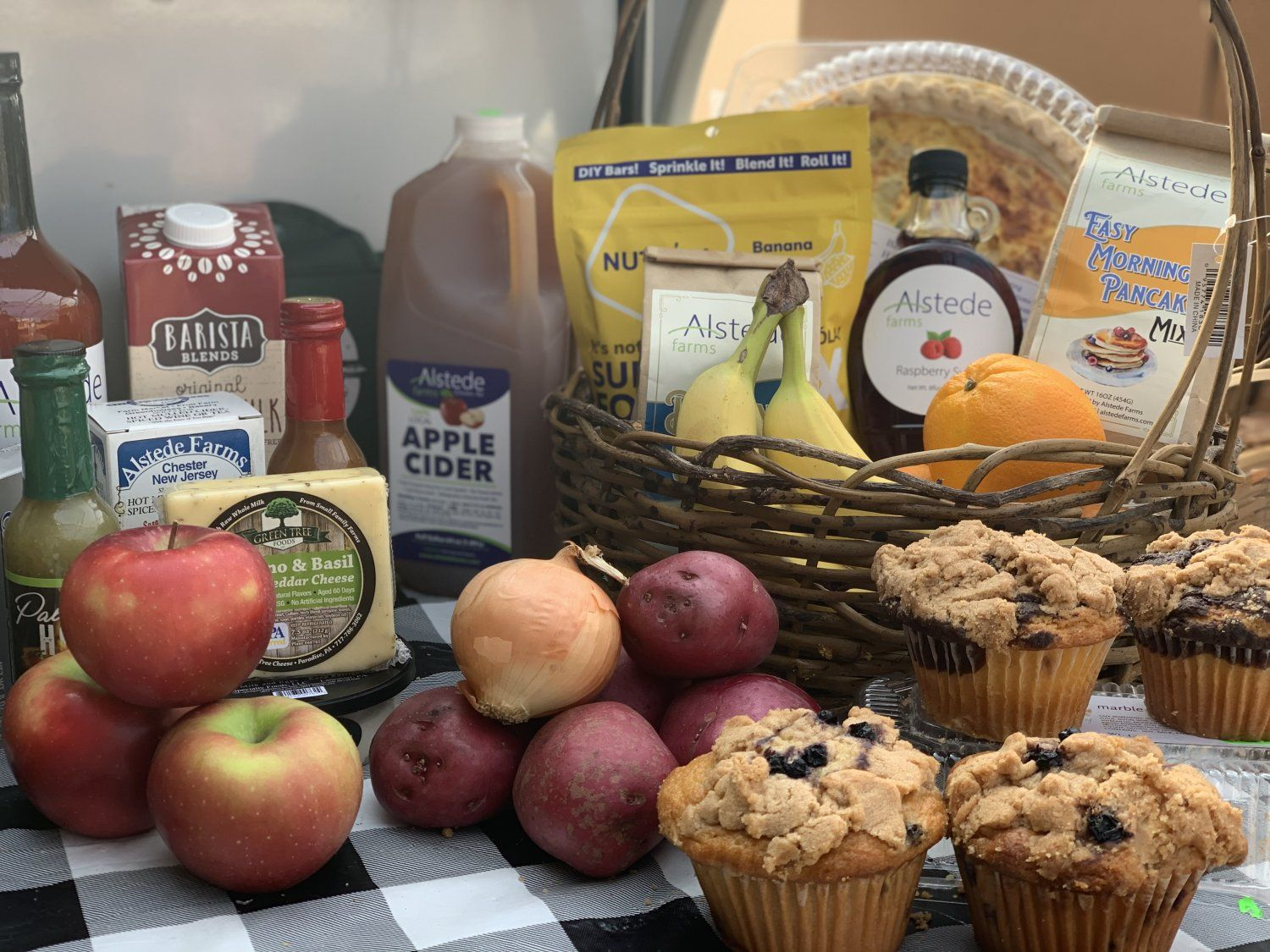 Next Happening: Winter Grocery Share Week 1