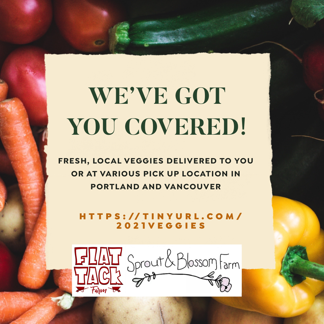 Farm Share Sign Up for 2021 OPEN now!