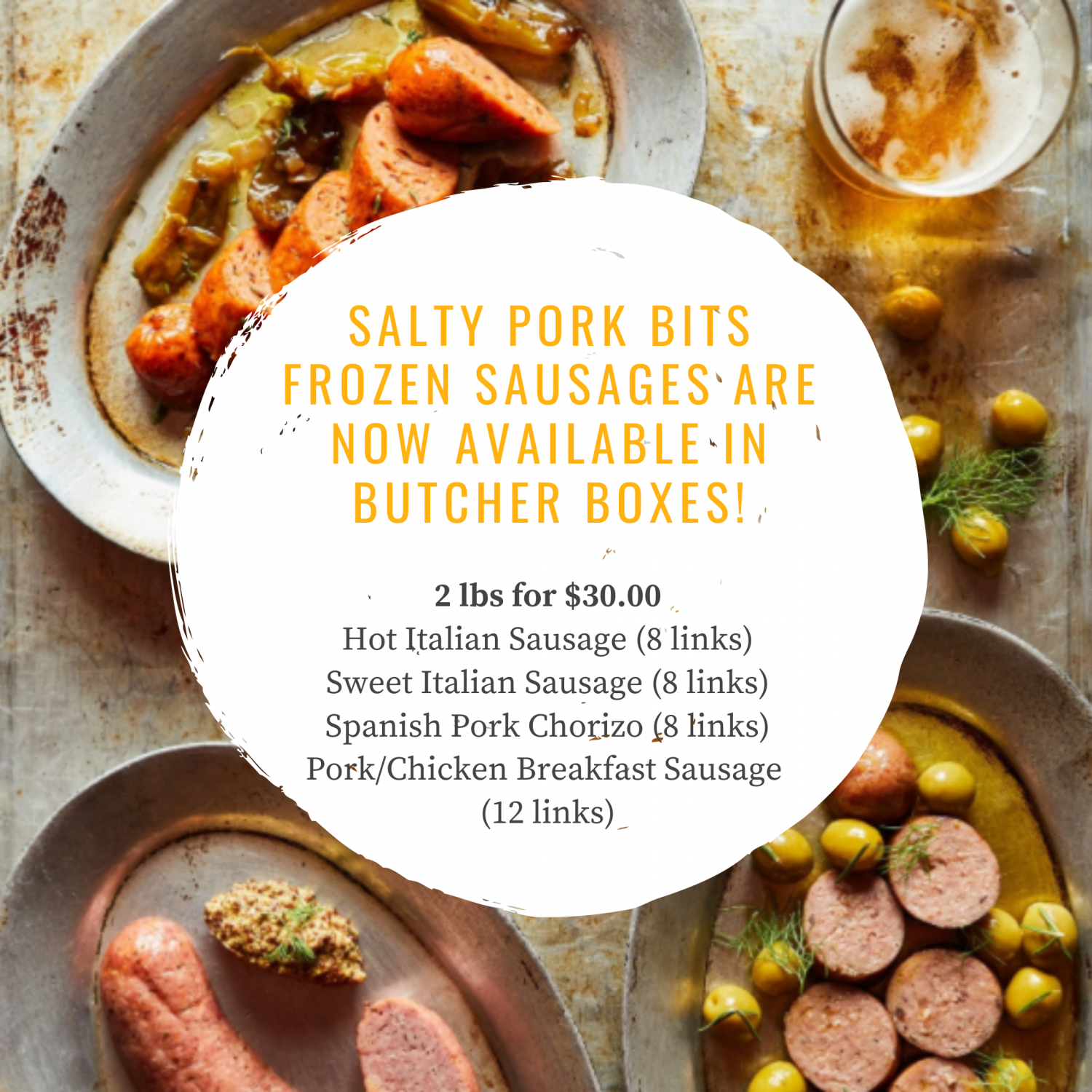 Butcher Box Happenings for Week of February 8, 2021