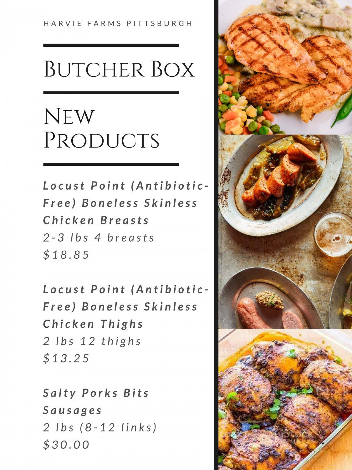 Butcher Box Happenings for Week of February 15th, 2021