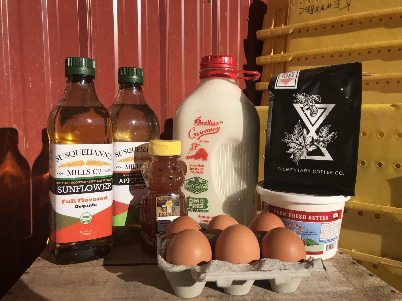 Customize your Farm Box for Feb 19 & 20!