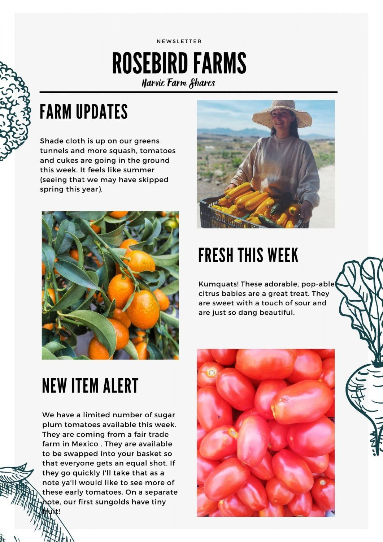 Farm Happenings for April 15, 2021