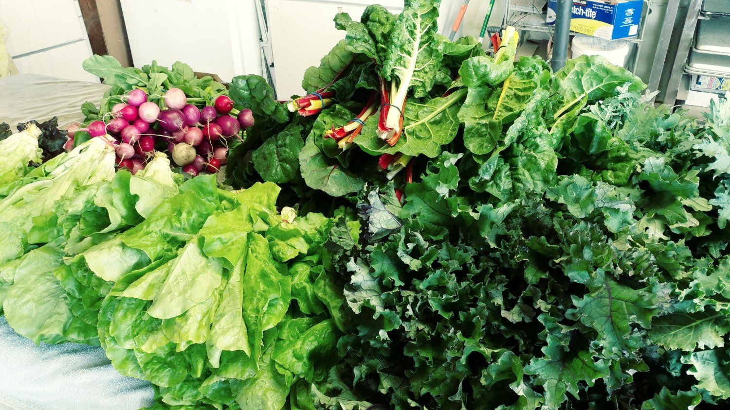 Next Happening: Few more spots for Farm share signups