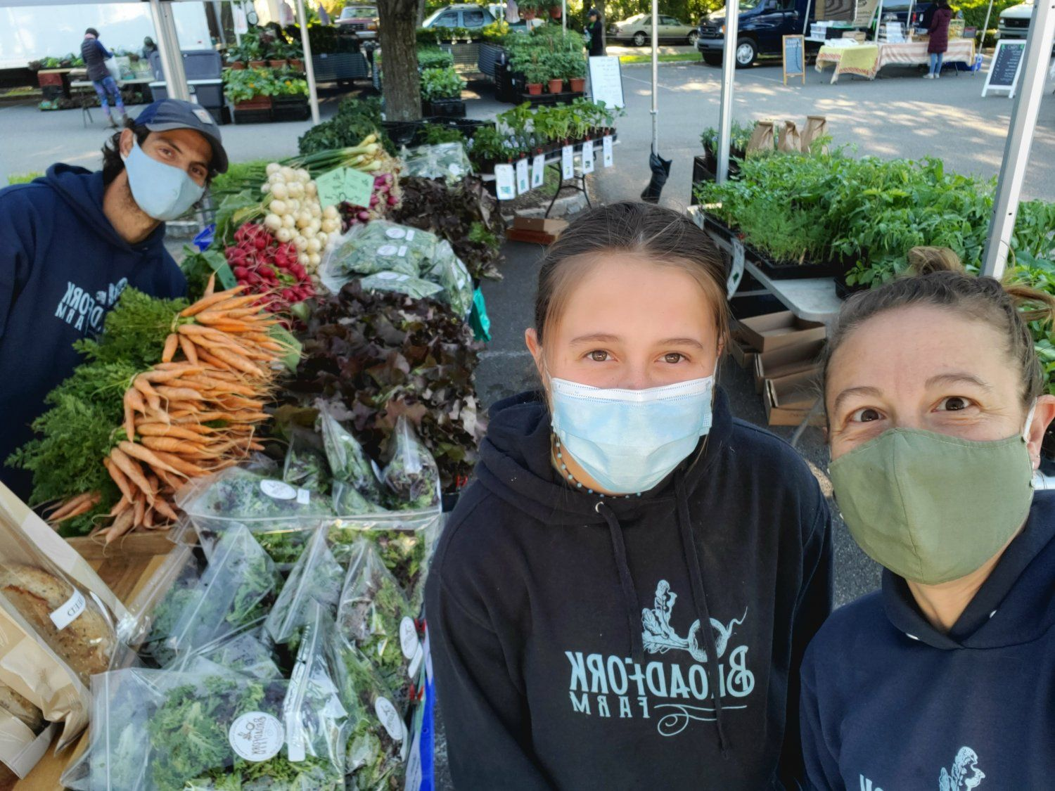 Next Happening: Digital FarmStand for Sat., May 8