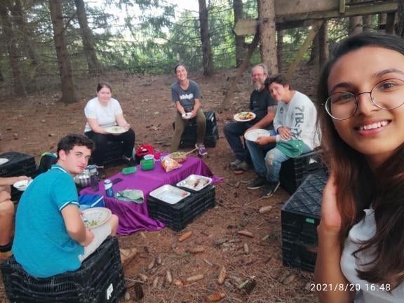 Farm Happenings for August 24, 2021 - A summer's dance