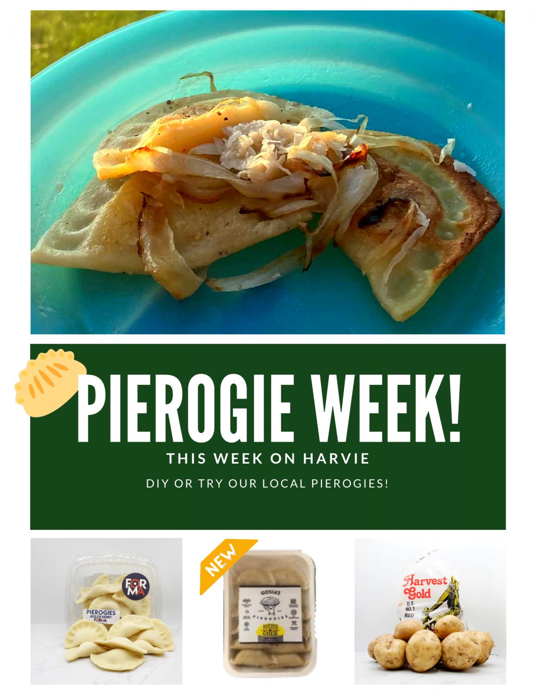 Pierogie Week!