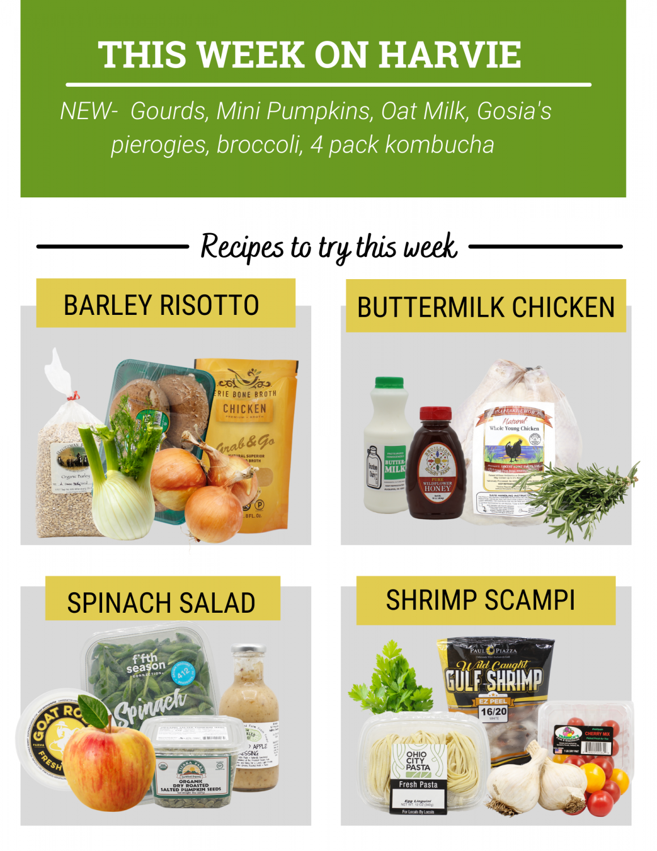 Gourds & Mini Pumpkins + Thanksgiving recipe share