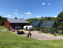 Farm Happenings for August 20, 2019 (week 11)