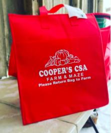Winter/Spring 2019 Week 1 of 14; Meat Share (Beef, Pork, Chicken)- Coopers CSA Farm Happenings