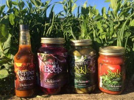 Friday CSA: Dickinson College Farm Field Notes for Week of December 2nd