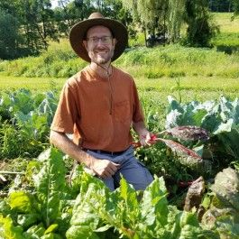 Farmer's Message: Yes, we have food!