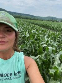 From Ellen, Our Direct Seed Crop Manager!