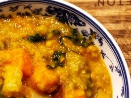 Make a Plan for your next two shares + Curried Vegetable Recipe