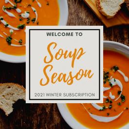 Winter Subscription News: January 21-23, 2021