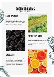 Farm Happenings for March 4, 2021