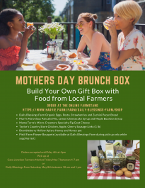 Order Your Mothers Day Brunch Box Today!