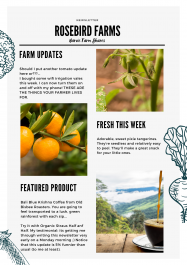 Farm Happenings for May 6, 2021