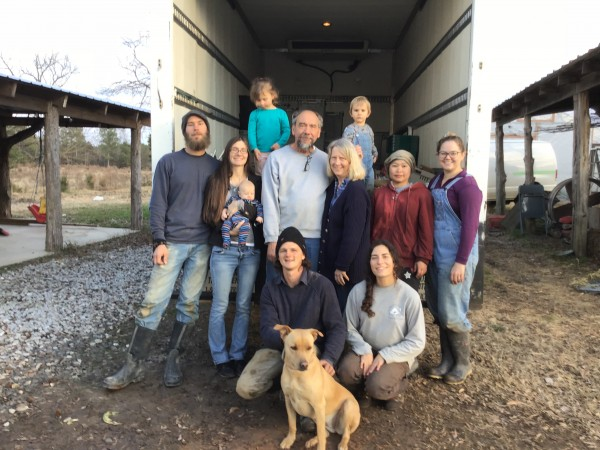 Sunny Citrus and What's Happening at Hickory Hill Farm