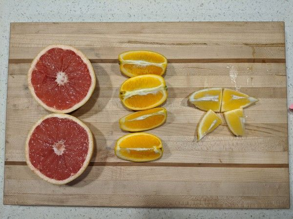 Citrus available this week!