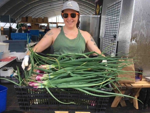 The Faces Behind the Food:  Keepin' it Fresh with Amelia