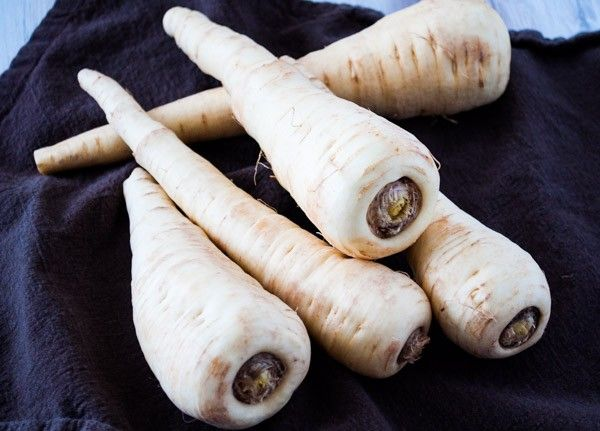 Parsnips are in from Rempel Family Farms!