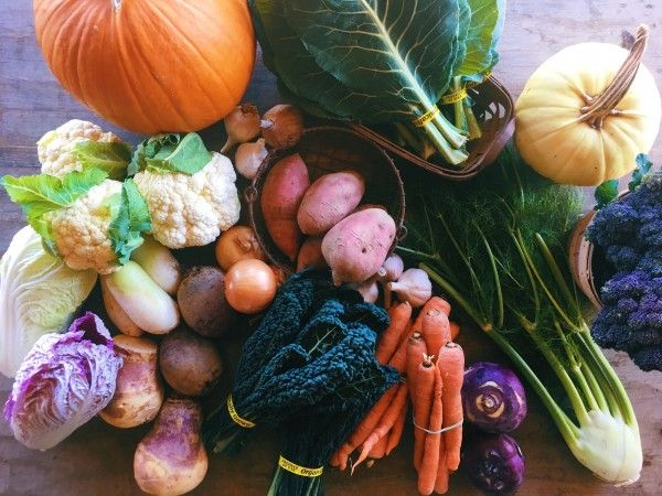 Giving Thanks with Local Food
