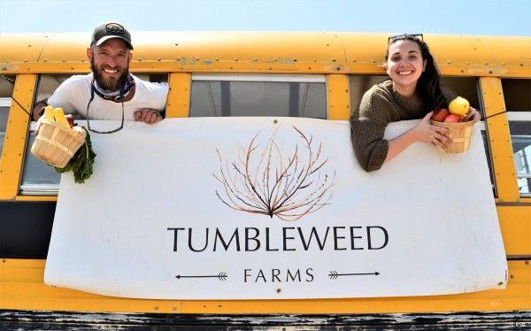 Welcome 2021 Tumbleweed Farms Family