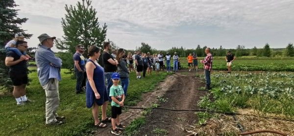 Week 4 of 12 -What's New on the Farm!
